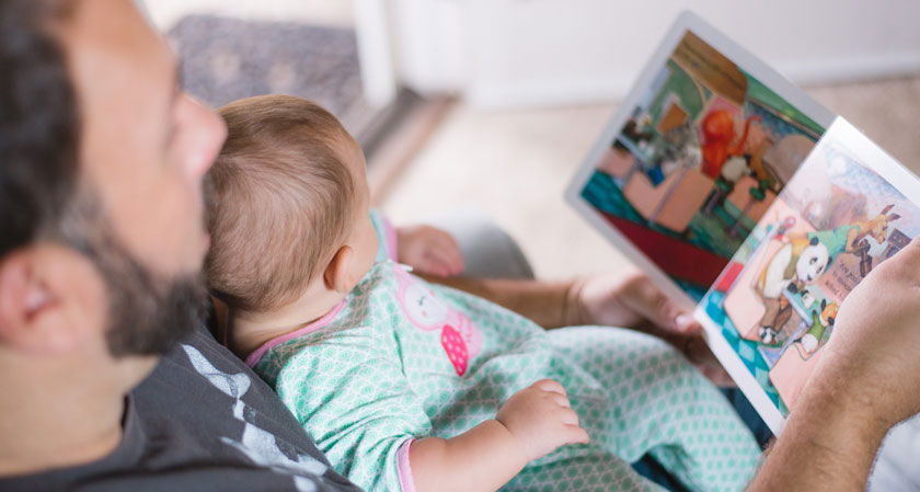 Books for Babies Under 1